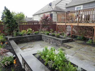 Seattle Landscape Design After Construction Sublime Garden Design