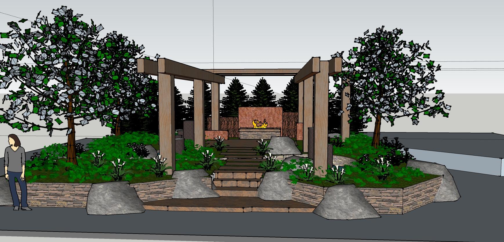 Nwfgs Sublime Garden Design Landscape Design