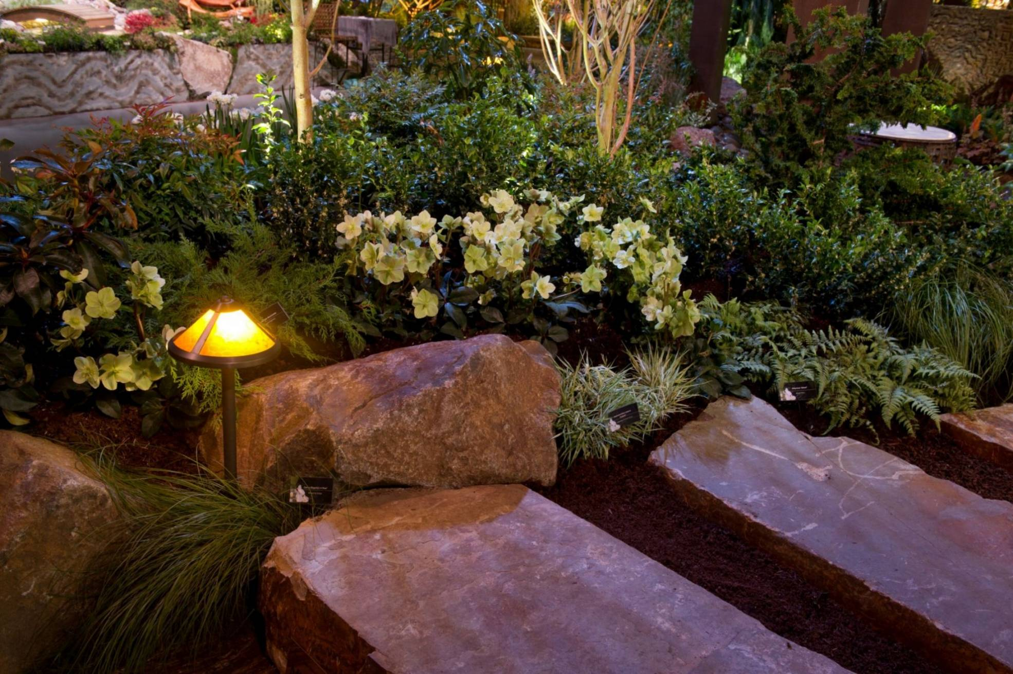 Sublime Garden Design- Northwest Flower & Garden Show 2012 (