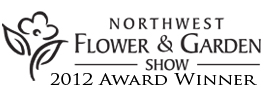 northwest flower and garden show award
