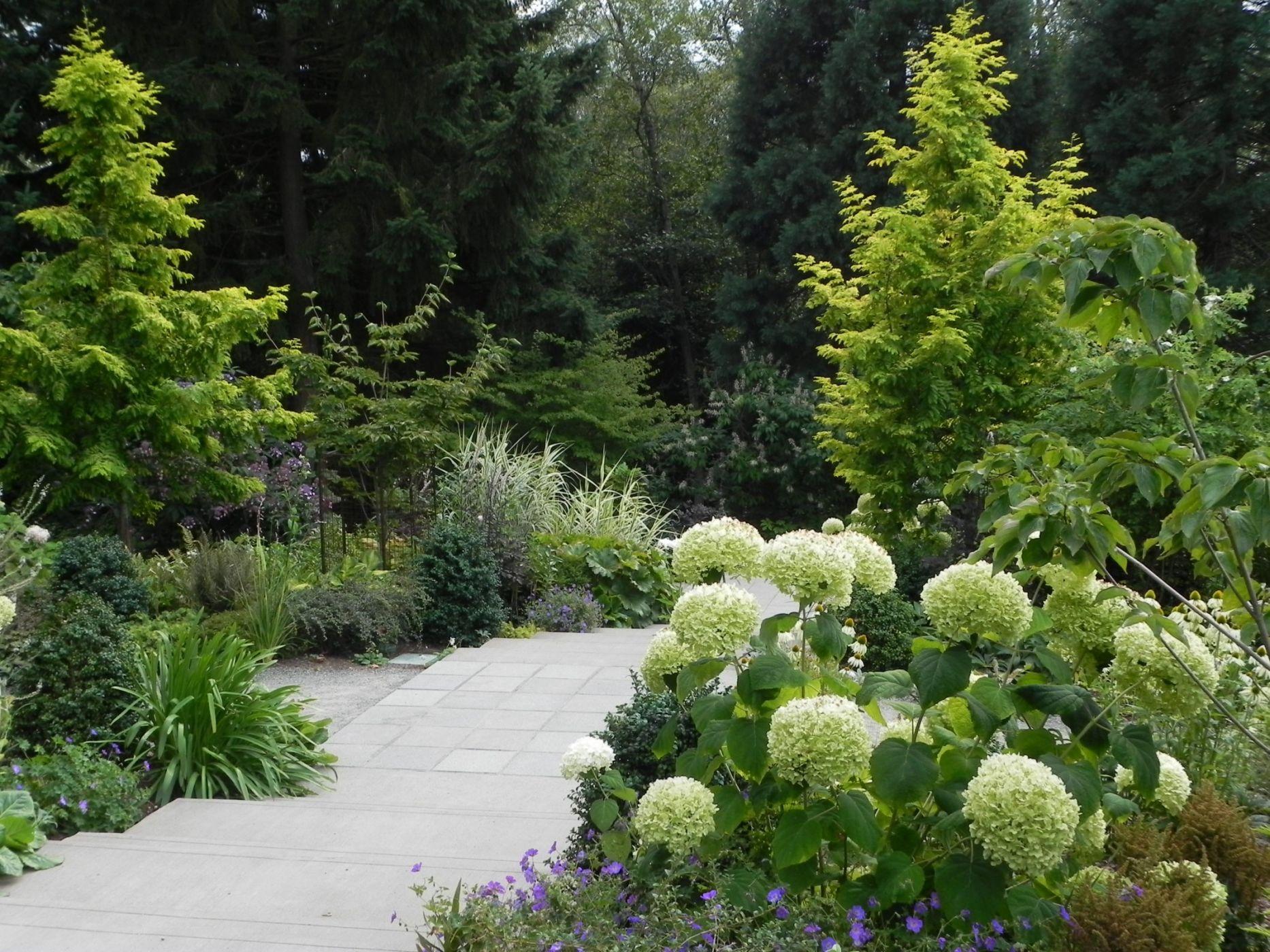 Bellevue Botanical Gardens | Sublime Garden Design | Landscape ...