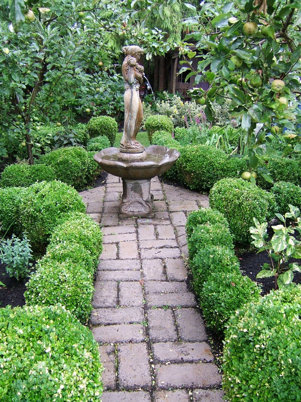 Garden Pathways Much More Than Just Stepping Stones