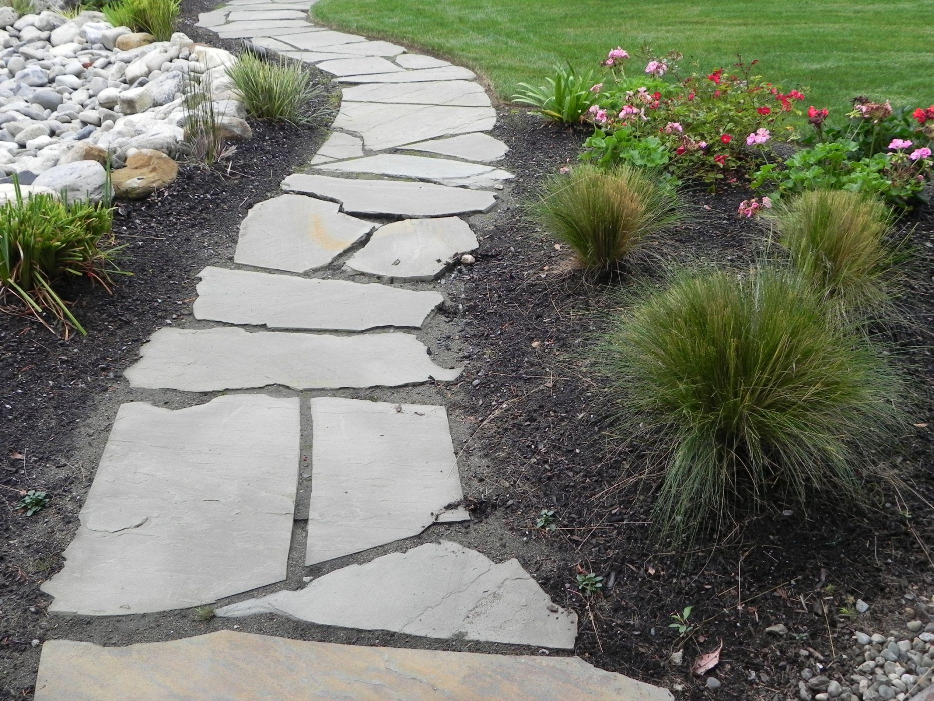Uncategorized Flagstone Pathways flagstone pathway sublime garden design landscape pathway