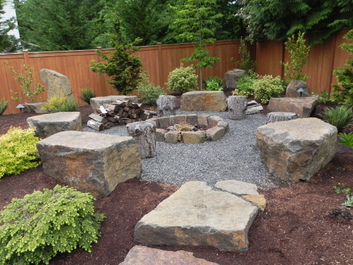 outdoor fire pits a perfect way to enjoy your garden