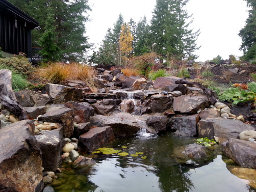 Snohomish Water Feature