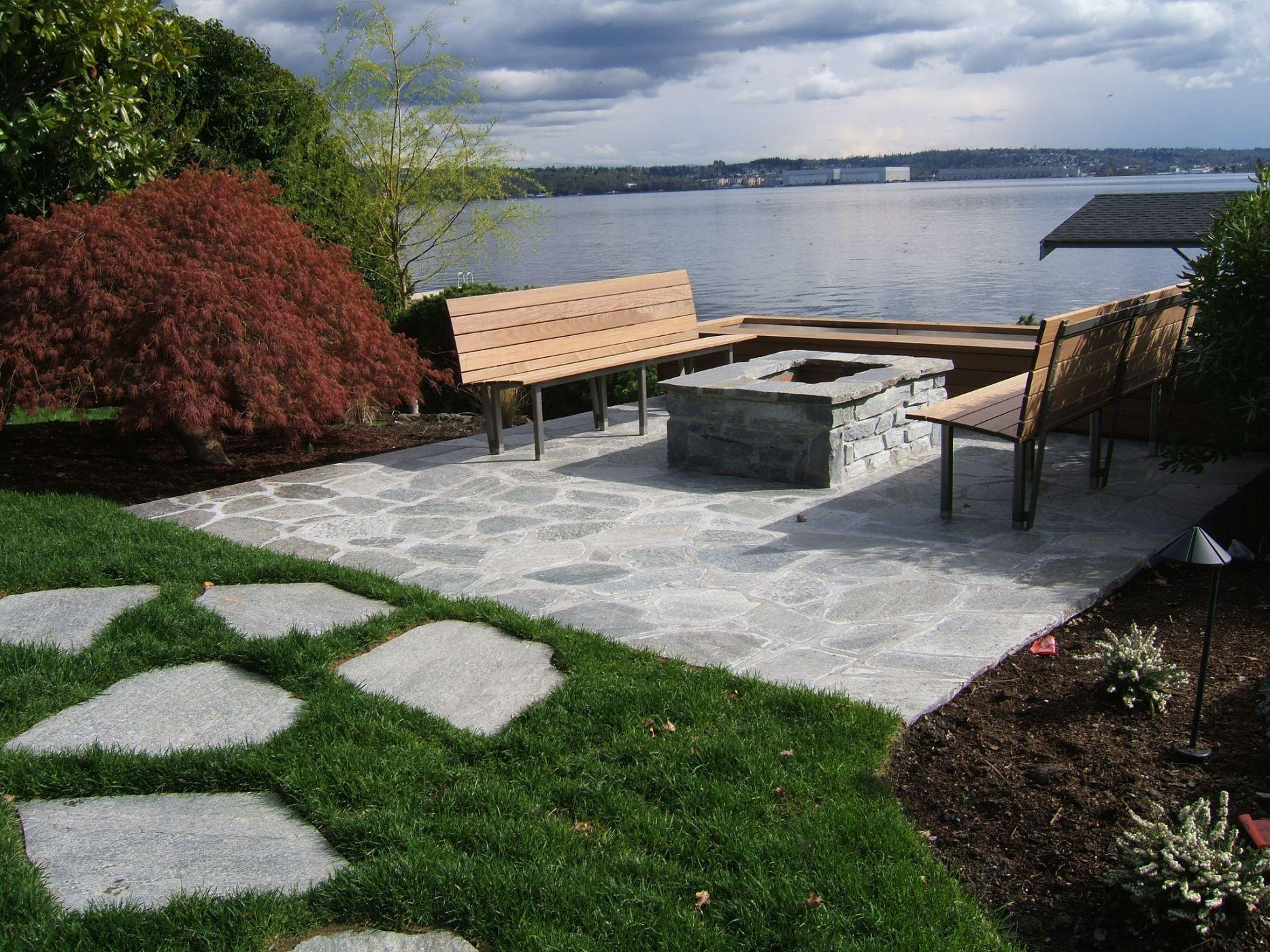 fireplace or fire pit sublime garden design landscape design