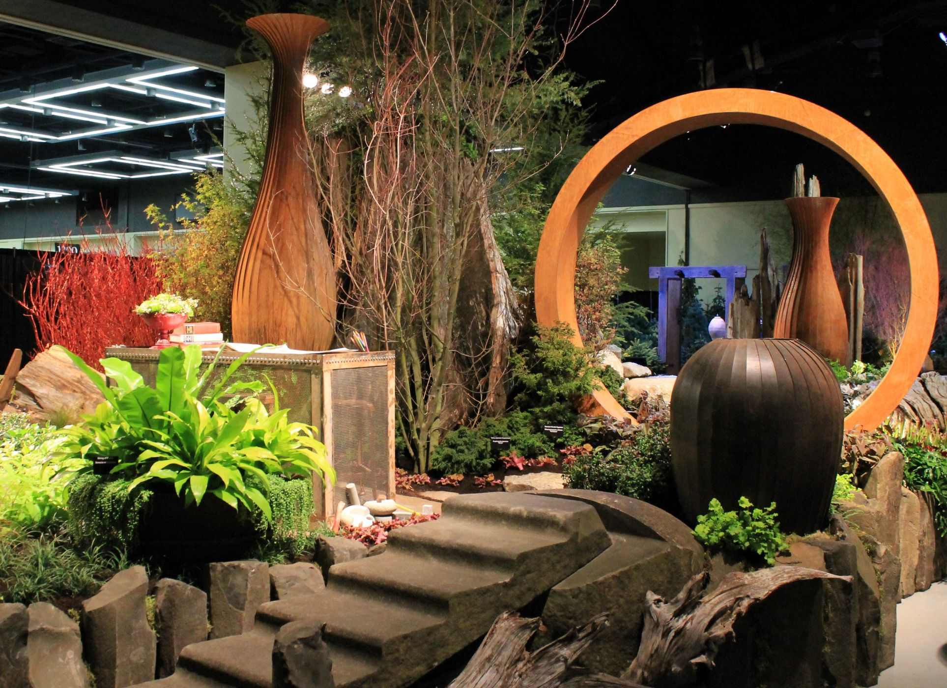 Show Gardens Northwest Flower and Garden Show | Sublime Garden ...
