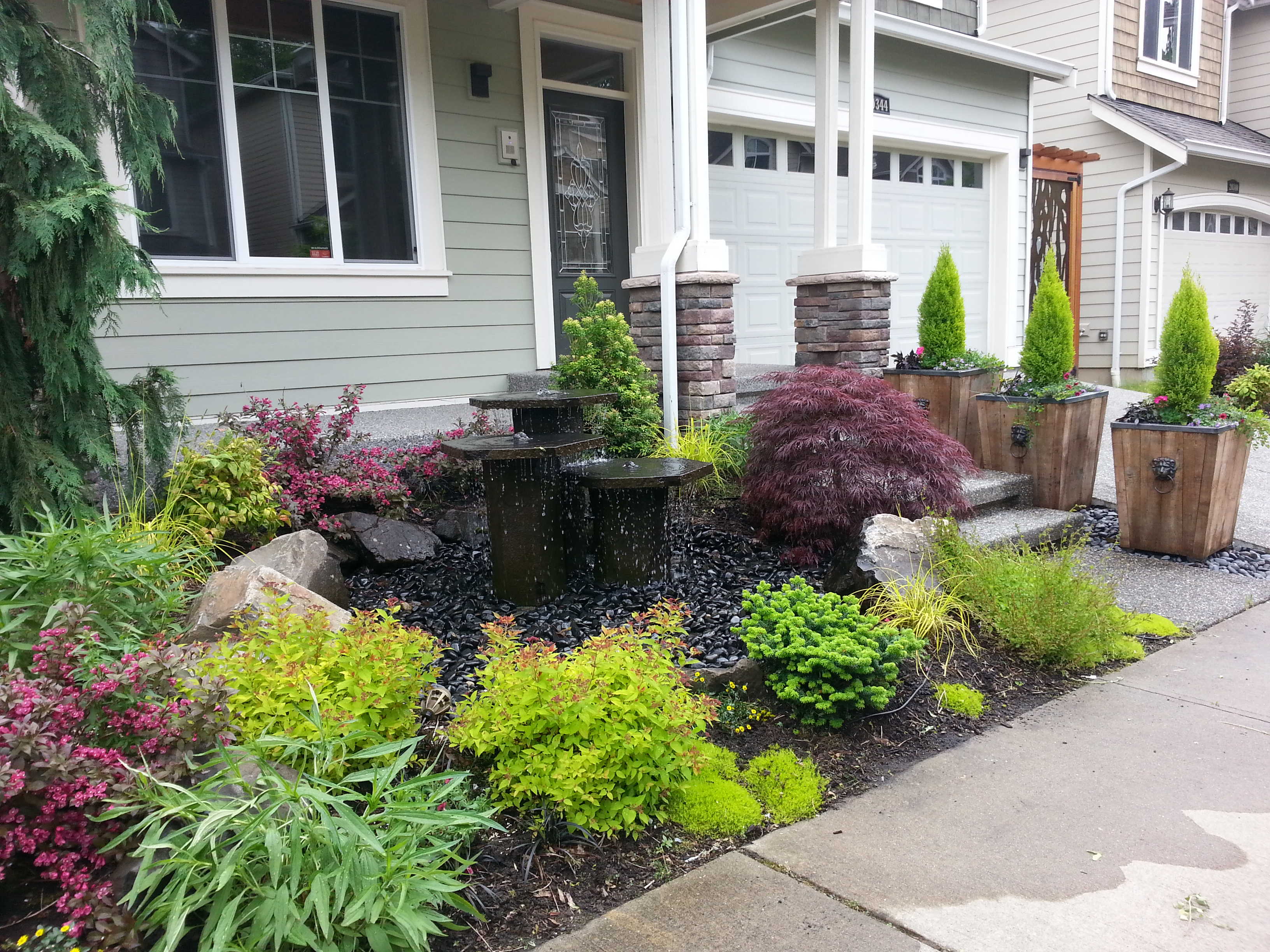 Small Garden Plans April Plant Of The Month Pieris Japonica Sublime