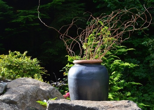 Focal point in the garden - Sublime Garden Design