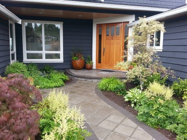 Astilbe and hakonechloa in Edmonds by Sublime Garden Design (800x570)