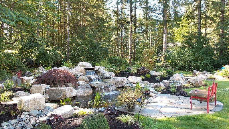 Water Sublime Garden Design Landscape Design