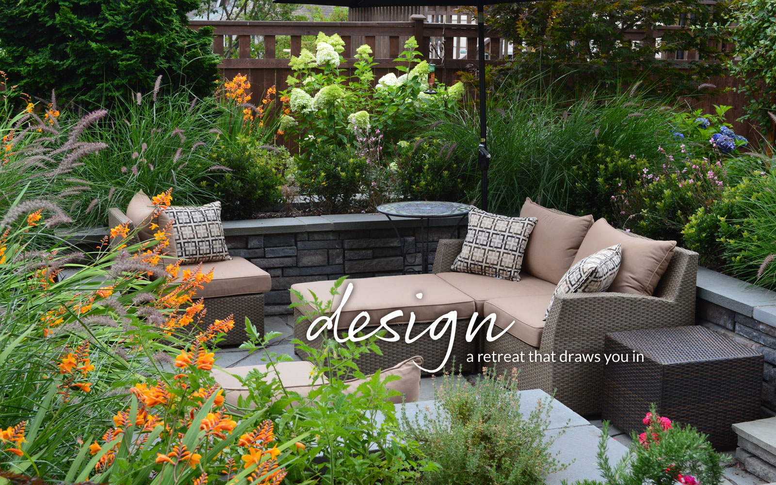 garden design landscaping. ss design1 Sublime Garden Design