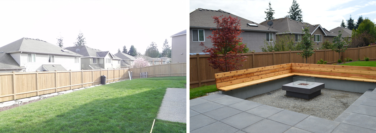 Before and After in Bothell Washington by Sublime Garden Design 425x1200 1
