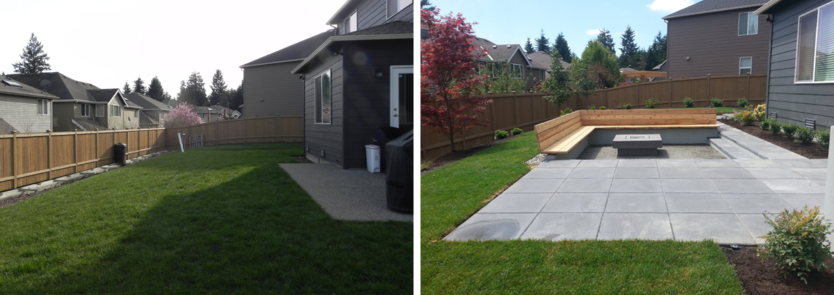 Before and After in Bothell Washington by Sublime Garden Design 425x1200 2