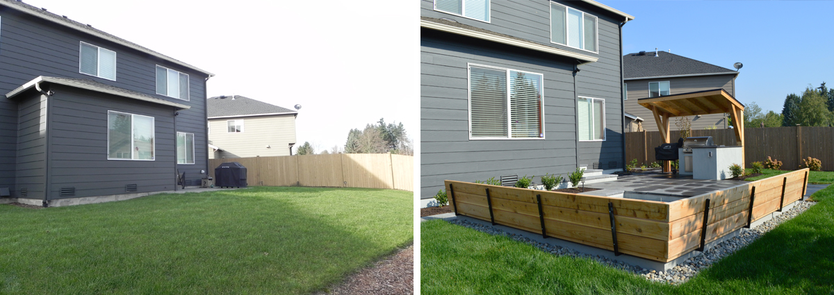 Before and After in Bothell Washington by Sublime Garden Design 425x1200 3