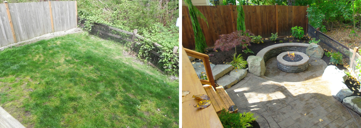 Before and After in Bothell Washington by Sublime Garden Design 425x1200 4