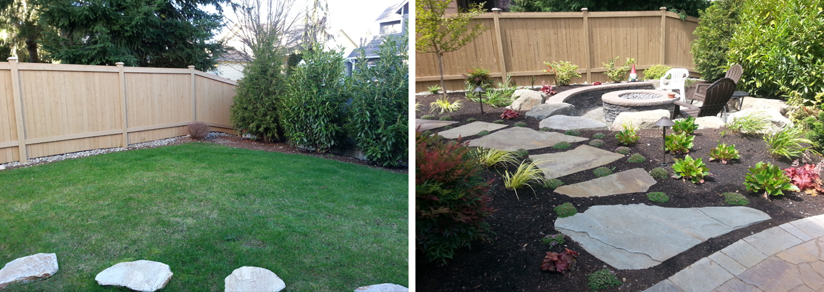 Before and After in Bothell Washington by Sublime Garden Design 425x1200 6