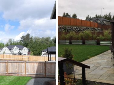 Garden Design Before And After before and after in brier washingtonsublime garden design 3