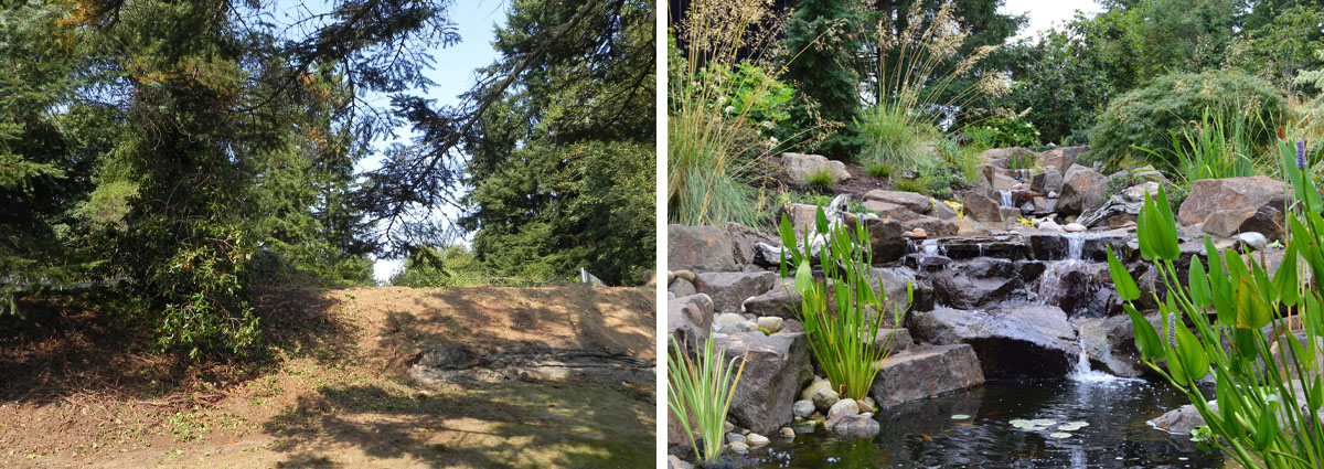 Before and After in Snohomish Washington by Sublime Garden Design 2