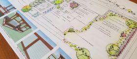 Sublime Garden Design Plan