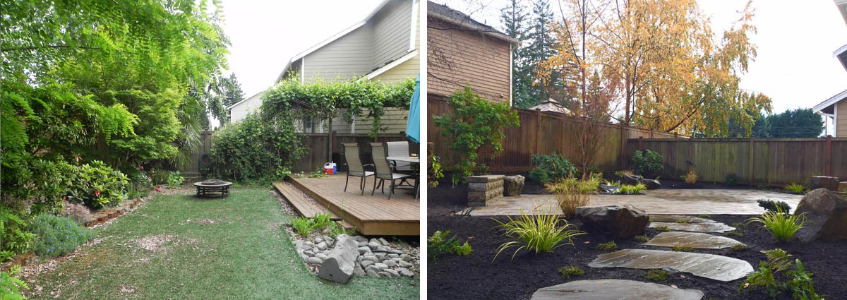 Before and After in Lynnwood Washington 425x1200