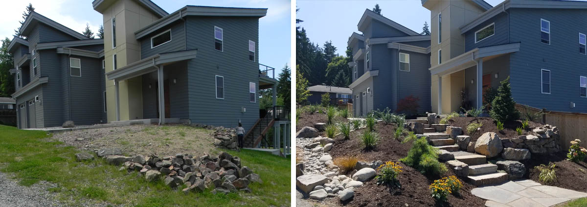 Before and After in Sammamish Washington by Sublime Garden Design 425x1200 3