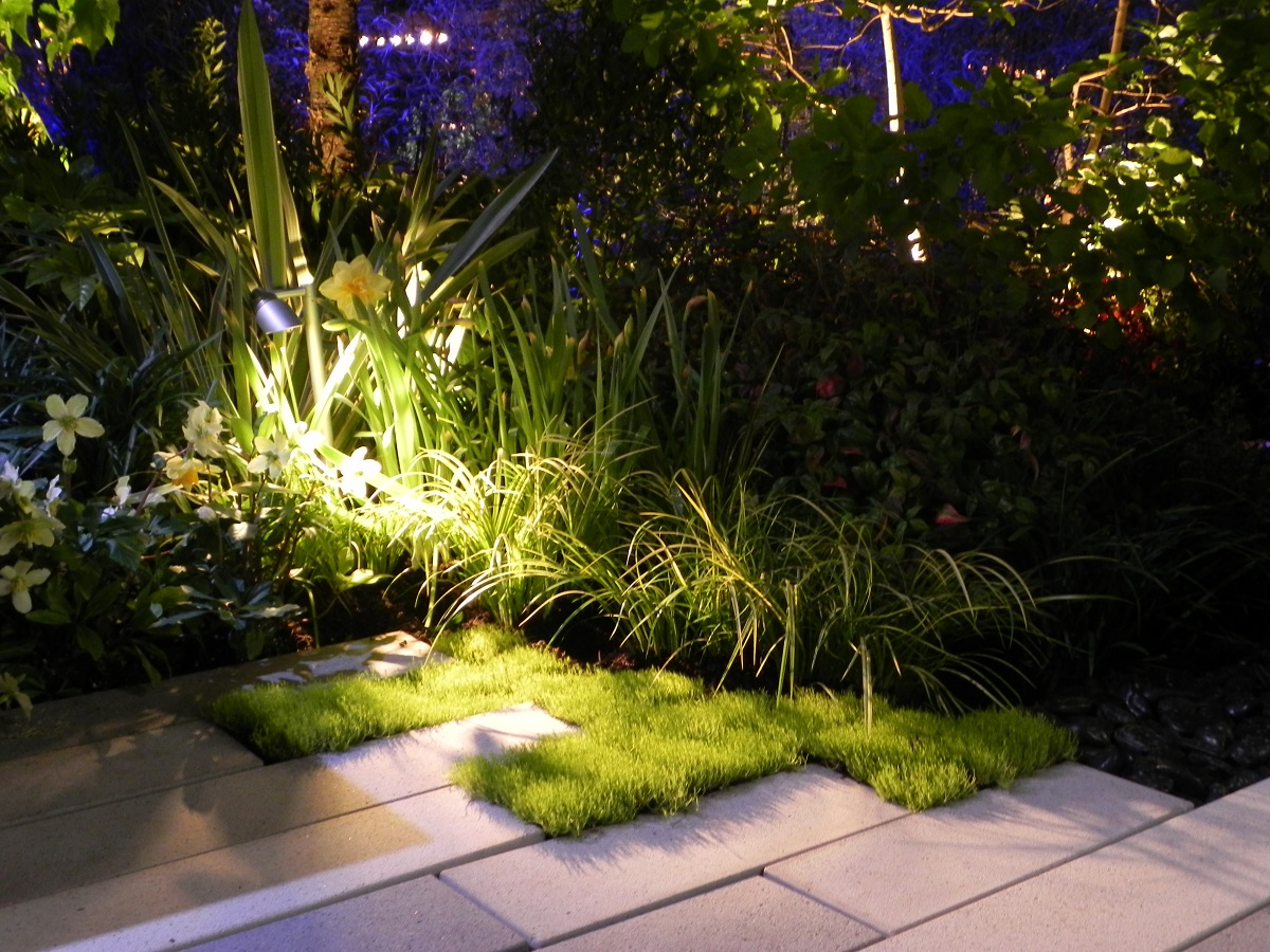 Outdoor Lighting Sublime Garden Design Landscape