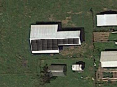 Solar layout