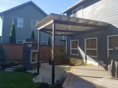 Bothell Solara Covered Patio