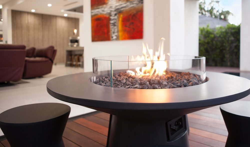 Bio Ethanol Fire Pit (Photo Courtesy of Brown Jordan Fires) - Bio Ethanol Fire Pit (Photo Courtesy Of Brown Jordan Fires